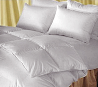 Andes 500+Fill-power –Light-Medium Down Comforter